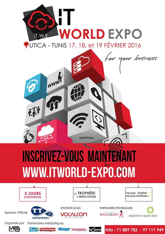 Salon IT WORLD EXPO